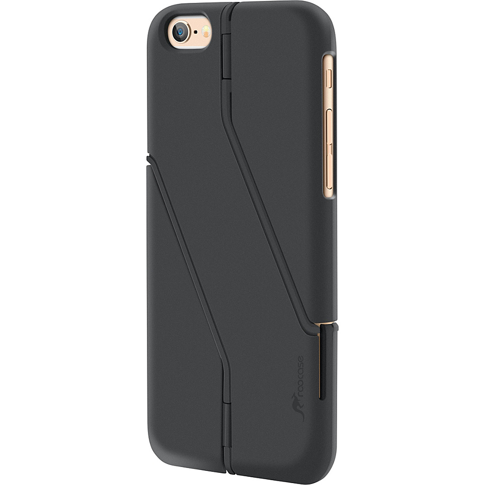 rooCASE Slim Fit Switchback Kickstand Case Cover for iPhone 6 6s 4.7 Grey rooCASE Electronic Cases
