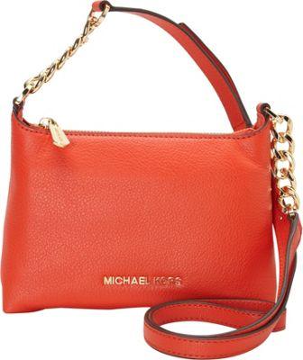 MICHAEL Michael Kors Bedford Crossbody Mandarin - MICHAEL Michael Kors Designer Handbags