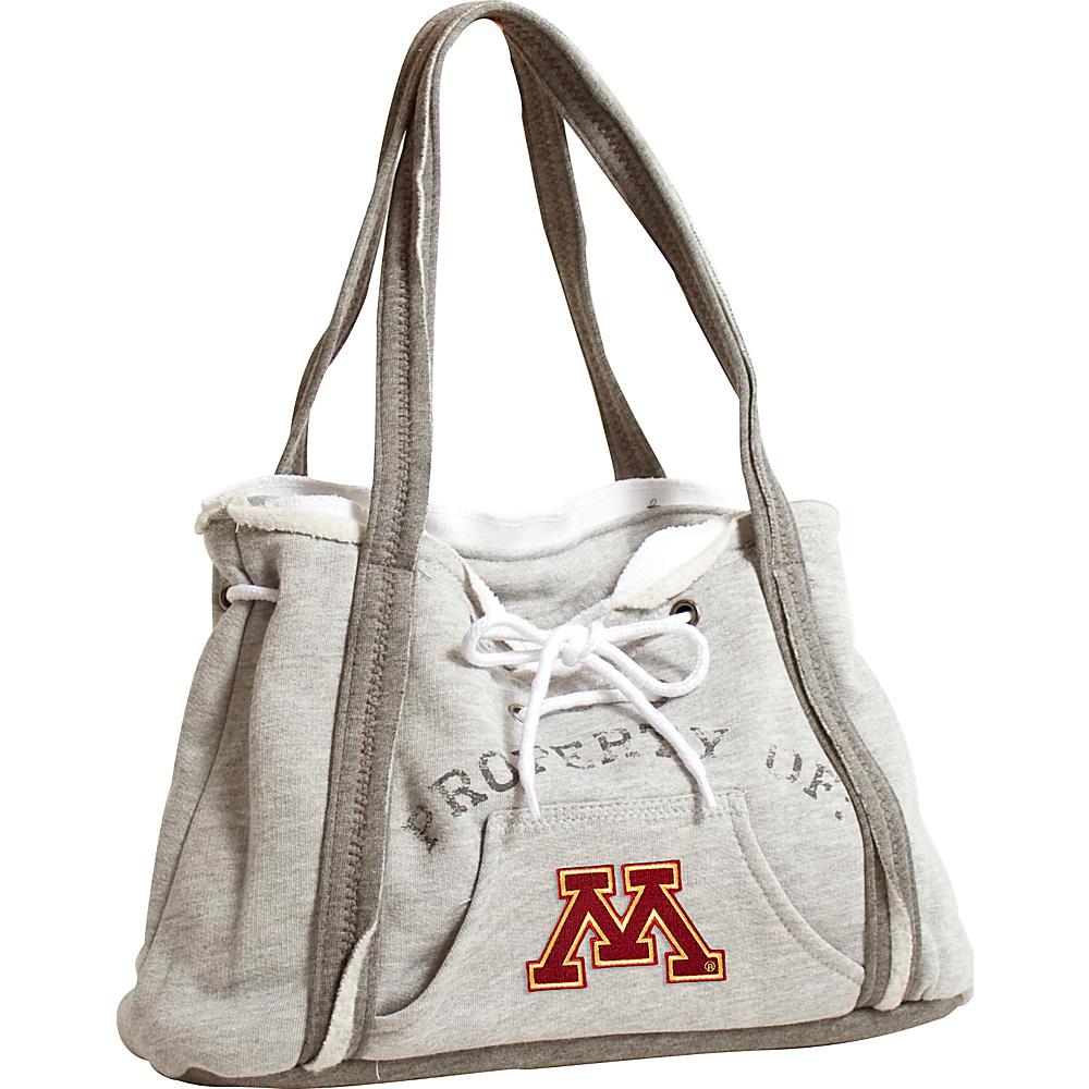 Littlearth Hoodie Purse - Big Ten Teams Minnesota, U of - Littlearth Fabric Handbags - Handbags, Fabric Handbags