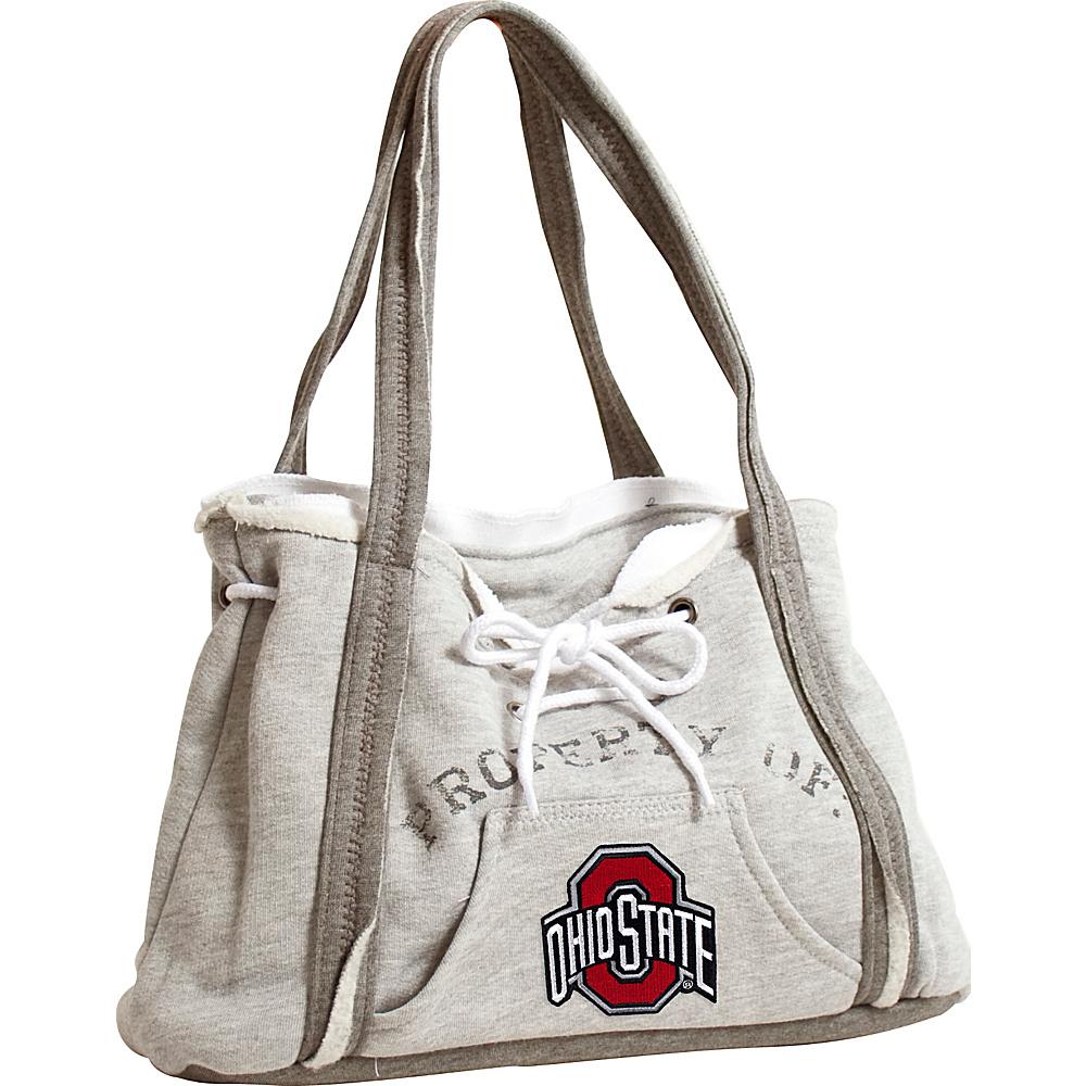 Littlearth Hoodie Purse - Big Ten Teams Ohio State University - Littlearth Fabric Handbags - Handbags, Fabric Handbags