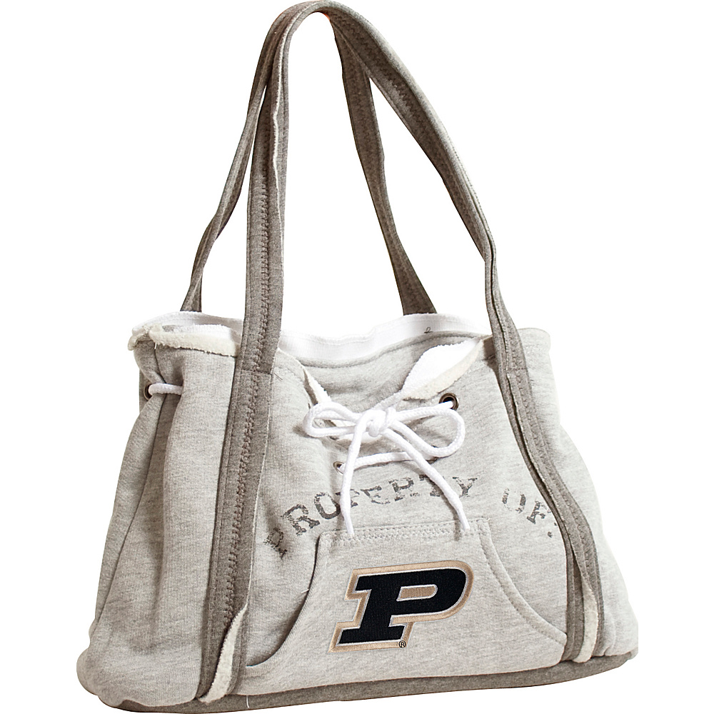 Littlearth Hoodie Purse - Big Ten Teams Purdue University - Littlearth Fabric Handbags - Handbags, Fabric Handbags