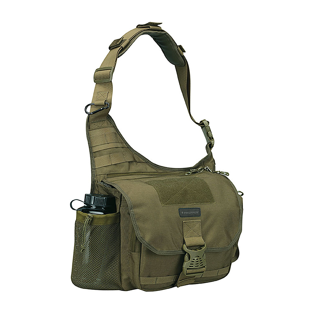 Propper OTS XL Messenger Bag Olive Propper Messenger Bags