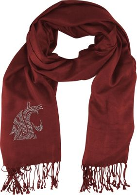 Littlearth Pashi Fan Scarf - Pac 12 Teams Washington State University - Littlearth Hats/Gloves/Scarves