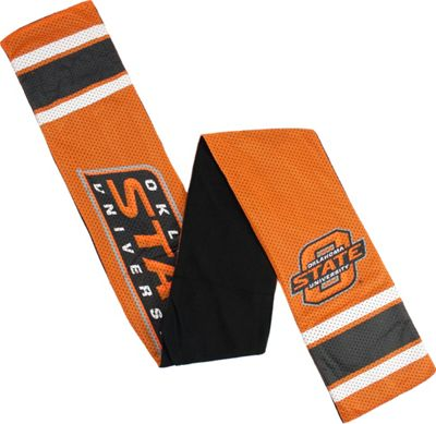 Littlearth Jersey Scarf - Big 12 Teams Oklahoma State University - Littlearth Hats/Gloves/Scarves