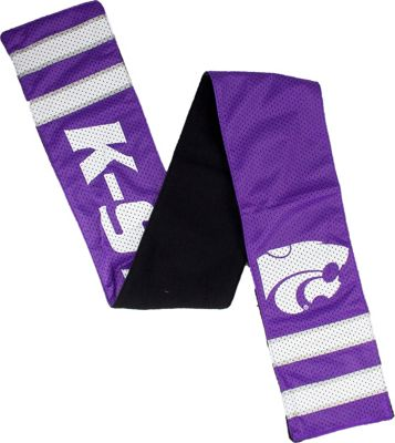 Littlearth Jersey Scarf - Big 12 Teams Kansas State University - Littlearth Hats/Gloves/Scarves