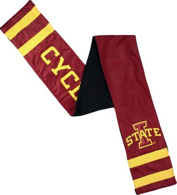 Littlearth Jersey Scarf - Big 12 Teams Iowa State University - Littlearth Hats/Gloves/Scarves