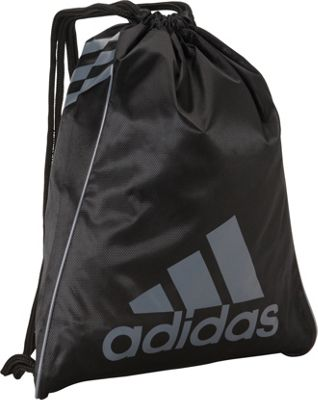 adidas Burst Sackpack Black/Onix - adidas Everyday Backpacks
