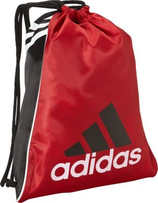 adidas Burst Sackpack Power Red - adidas Everyday Backpacks