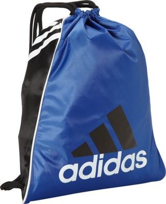 adidas Burst Sackpack Bold Blue - adidas Everyday Backpacks