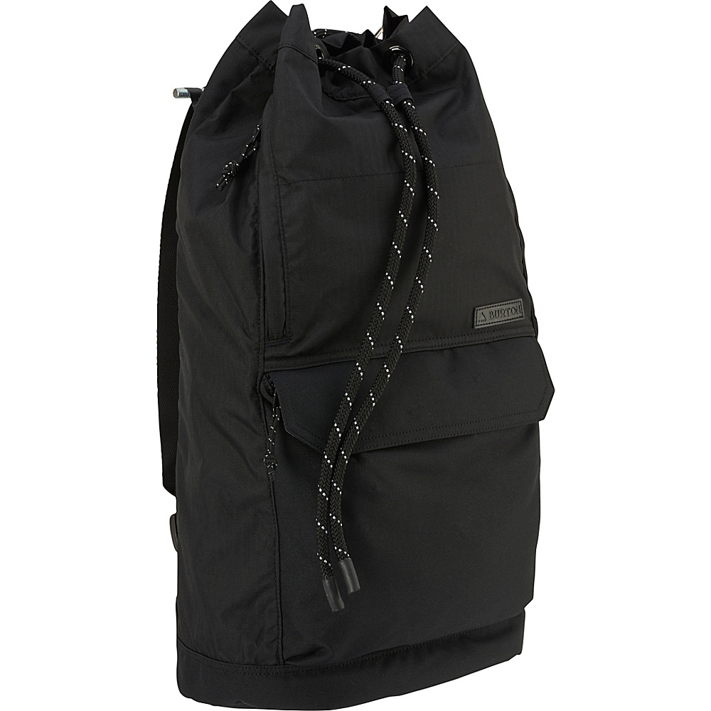 Burton Frontier Pack True Black Triple Ripstop Burton Business Laptop Backpacks
