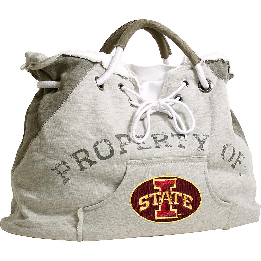 Littlearth Hoodie Tote - Big 12 Teams Iowa State University - Littlearth Fabric Handbags - Handbags, Fabric Handbags