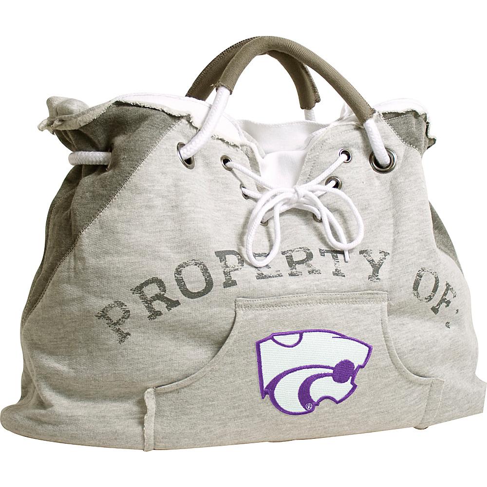 Littlearth Hoodie Tote - Big 12 Teams Kansas State University - Littlearth Fabric Handbags - Handbags, Fabric Handbags