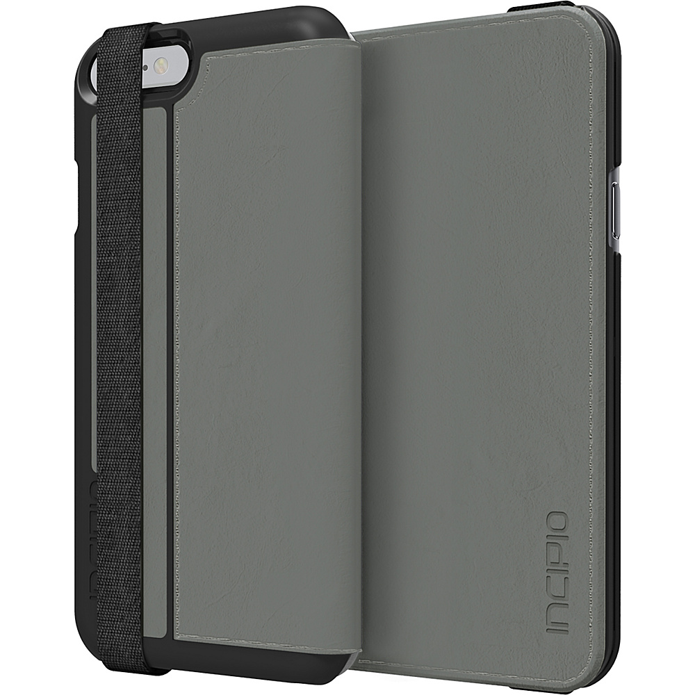 Incipio Watson iPhone 6 6s Case Gray Black Incipio Electronic Cases