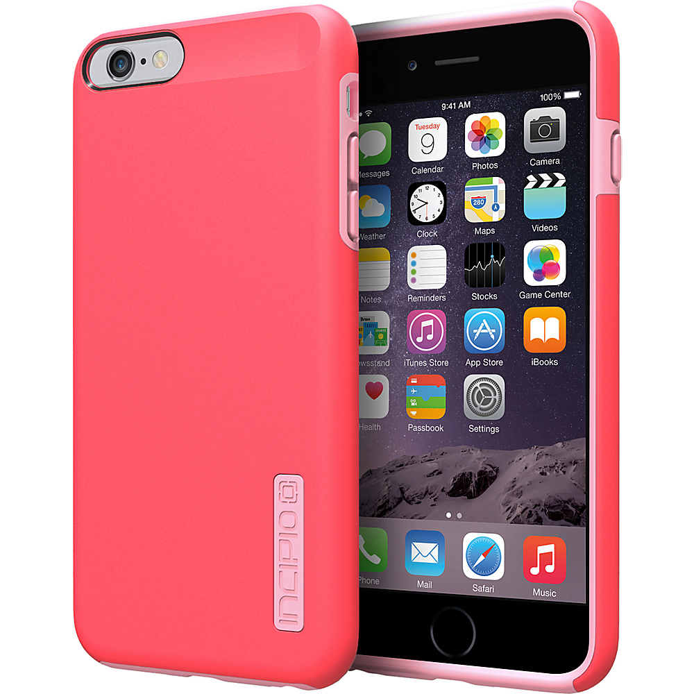 Incipio DualPro iPhone 6/6s Plus Case Coral/Light Pink - Incipio Electronic Cases - Technology, Electronic Cases