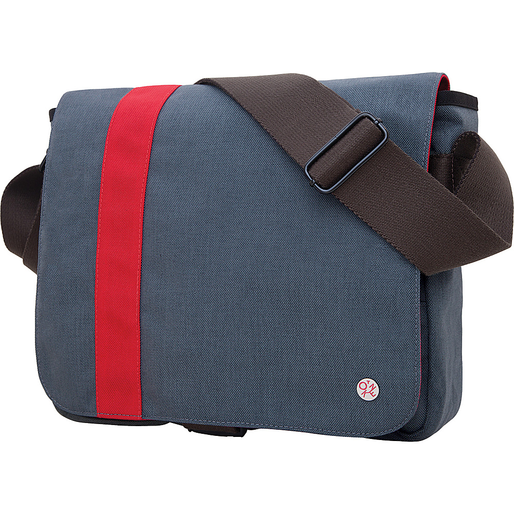 TOKEN Astor Shoulder Bag S Grey Red TOKEN Other Men s Bags