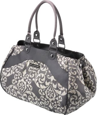Petunia Pickle Bottom Wistful Weekender Earl Grey - Petunia Pickle Bottom Luggage Totes and Satchels