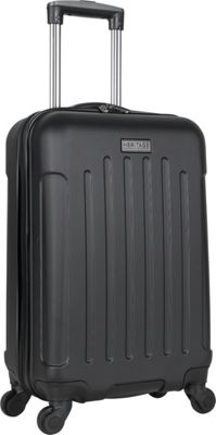 Heritage Lincoln Park 20 inch Carry-On Spinner Black - Heritage Hardside Carry-On