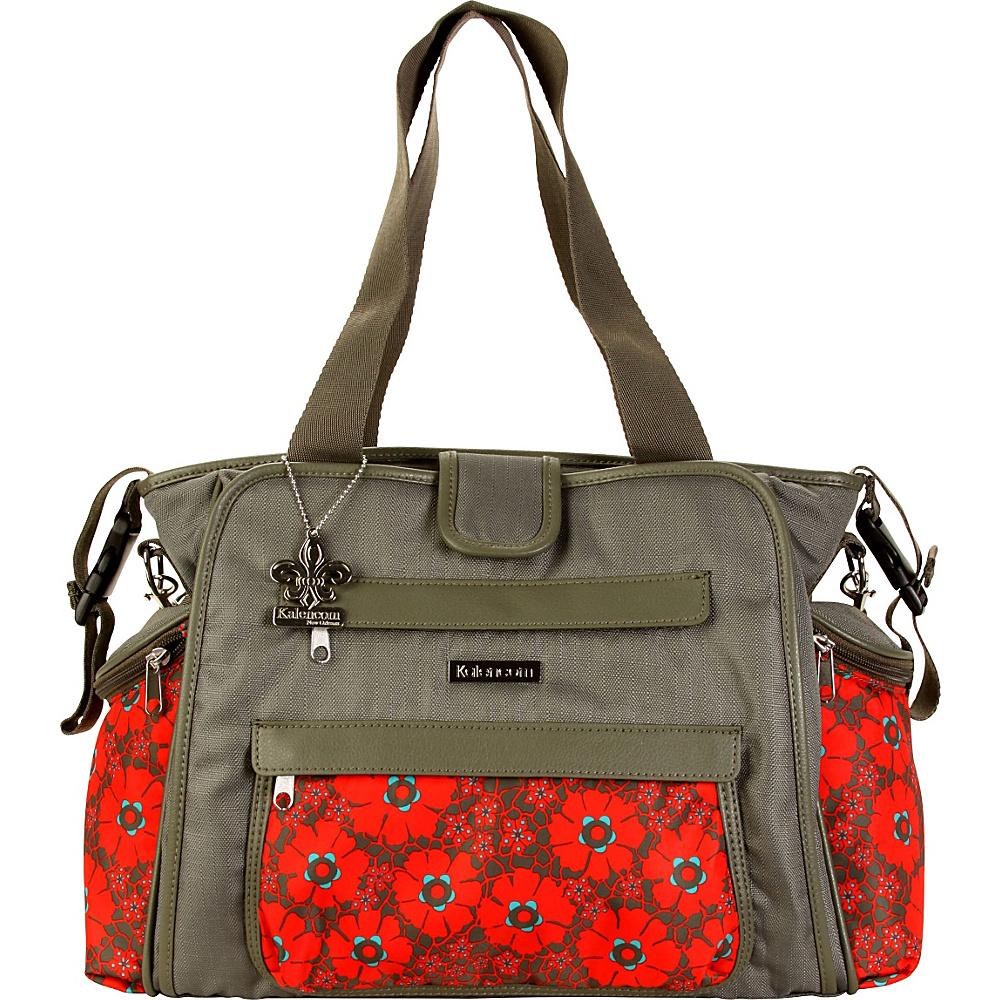 Kalencom Nola Tote Diaper Bag Primavera Lacey - Kalencom Diaper Bags & Accessories
