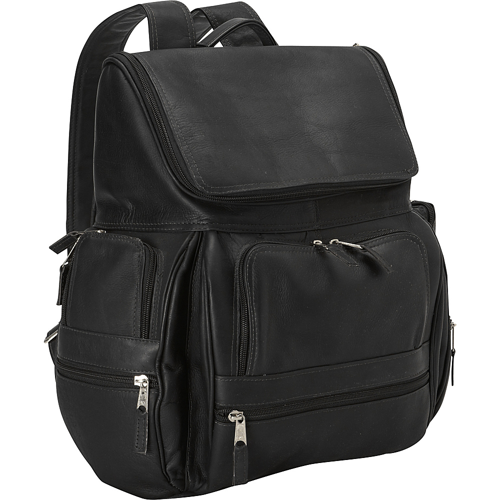 Latico Leathers Explorer Laptop Backpack Black - Latico Leathers Business & Laptop Backpacks