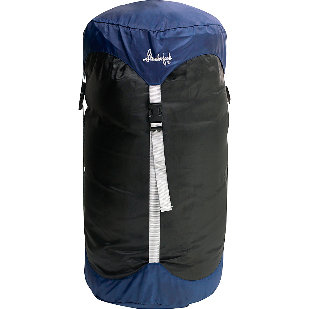 Slumberjack Compression Stuff Sack 11 x 21 Navy Slumberjack Outdoor Accessories