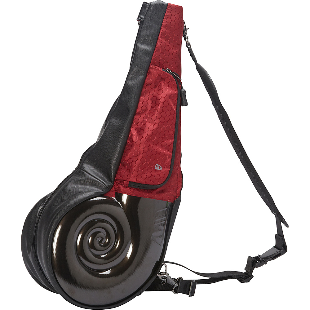 Wellzher Nautilus Driving Range Sunday Bag