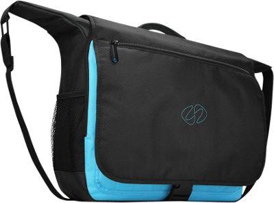 MacCase Universal Messenger Bag Black - MacCase Messenger Bags