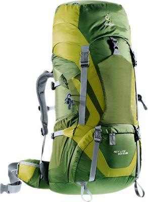 Deuter ACT Lite 60+10 SL Hiking Backpack Pine/Moss - Deuter Day Hiking Backpacks