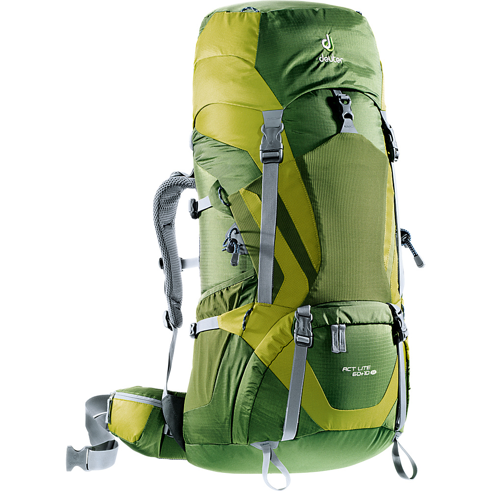 Deuter ACT Lite 60 10 SL Hiking Backpack Pine Moss Deuter Day Hiking Backpacks