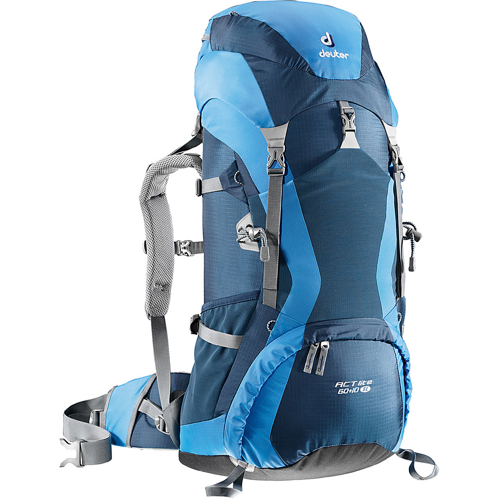 Deuter ACT Lite 60 10 SL Hiking Backpack Artic Denim Deuter Day Hiking Backpacks