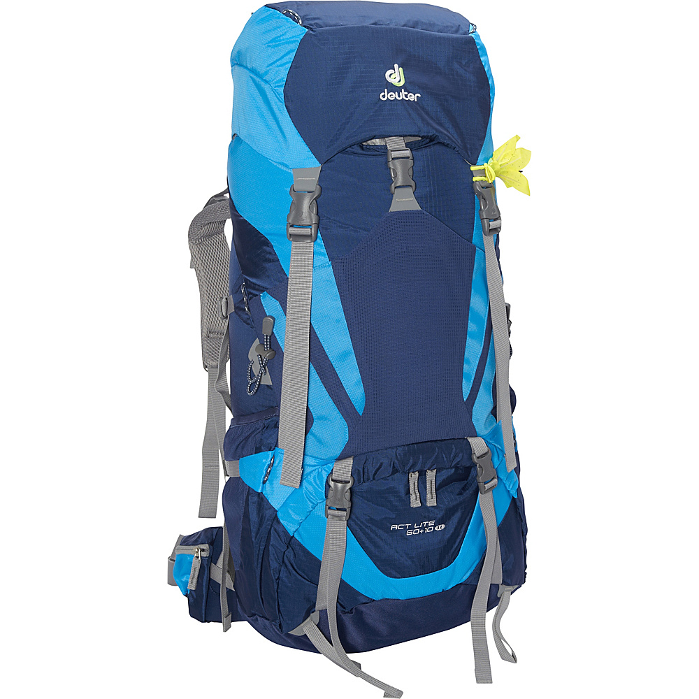Deuter ACT Lite 60 10 SL Hiking Backpack Midnight Turquoise Deuter Day Hiking Backpacks