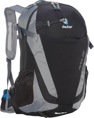 Deuter Airlite 28 Hiking Backpack blk/stone - Deuter Day Hiking Backpacks