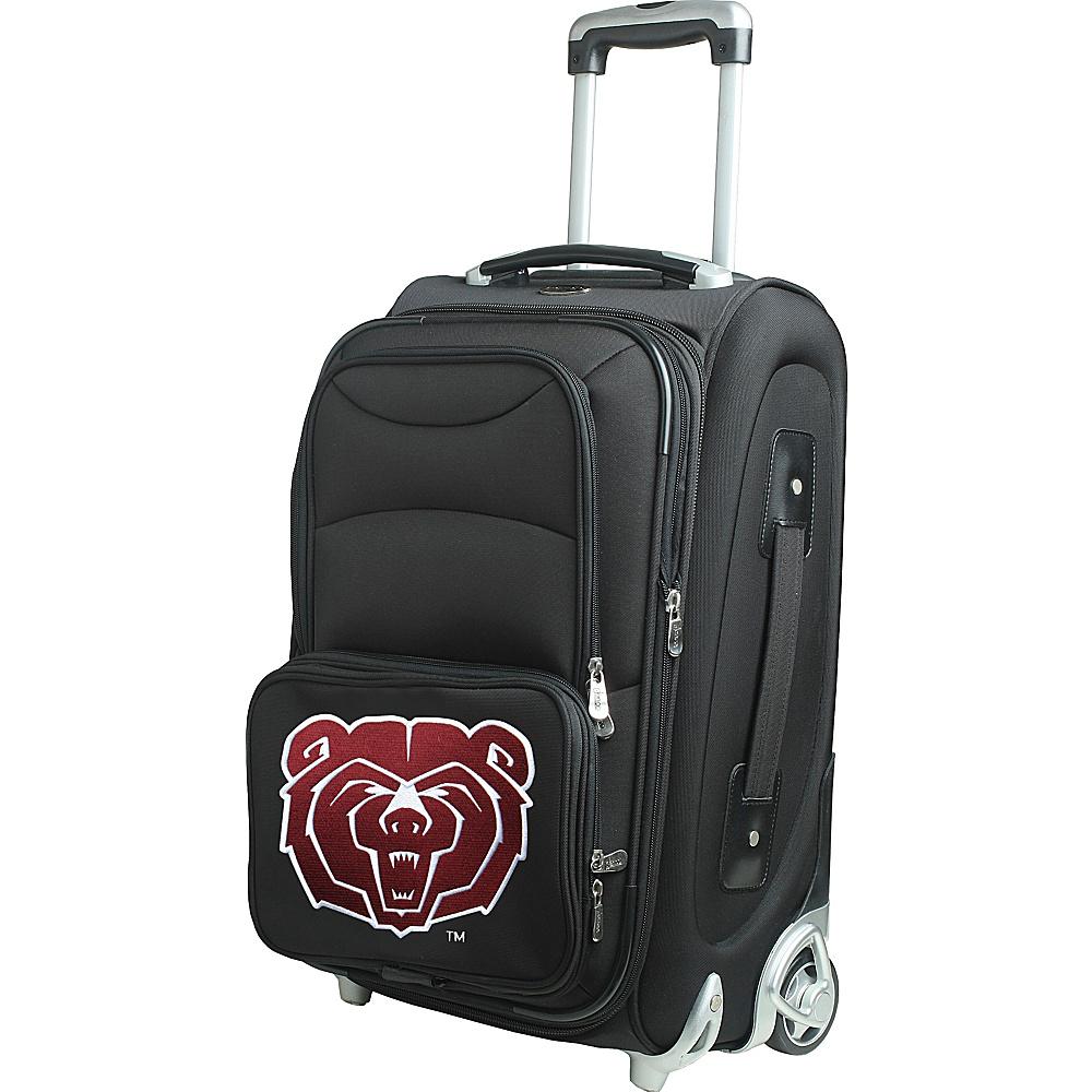 Denco Sports Luggage NCAA 21 Wheeled Upright Missouri State University Bears - Denco Sports Luggage Softside Carry-On - Luggage, Softside Carry-On