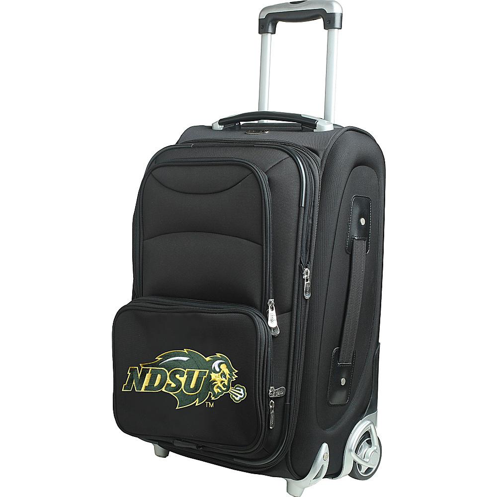Denco Sports Luggage NCAA 21 Wheeled Upright North Dakota State University Bison - Denco Sports Luggage Softside Carry-On - Luggage, Softside Carry-On
