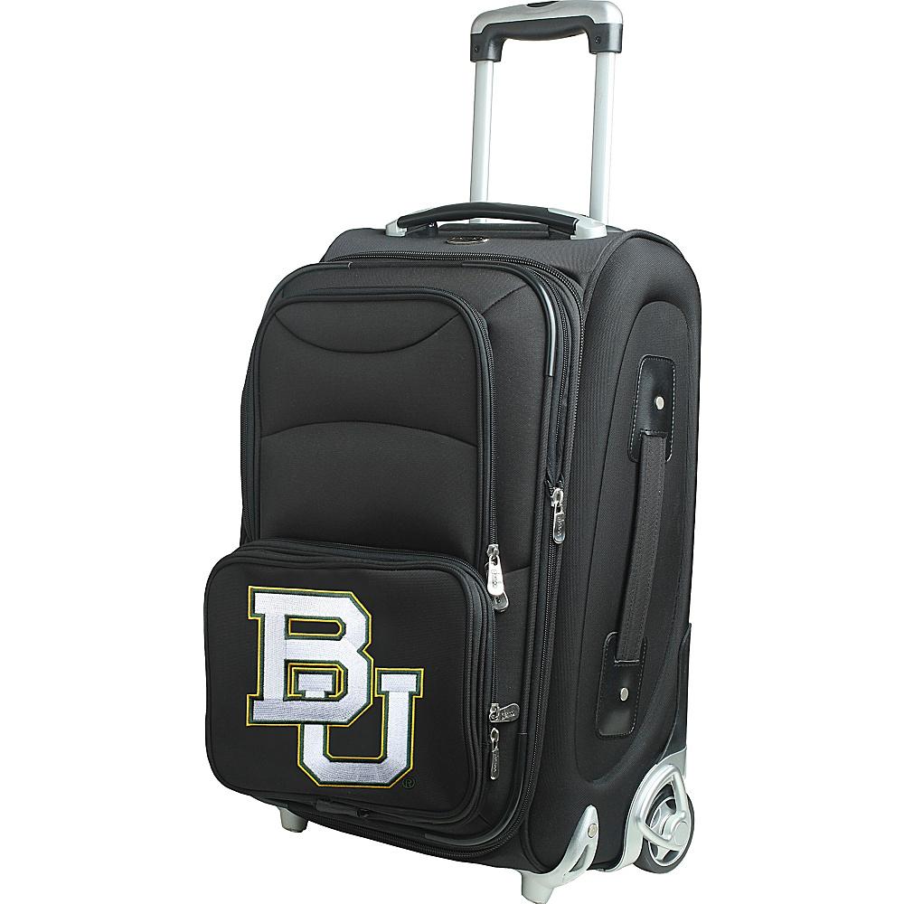 Denco Sports Luggage NCAA 21 Wheeled Upright Baylor University Bears - Denco Sports Luggage Softside Carry-On - Luggage, Softside Carry-On