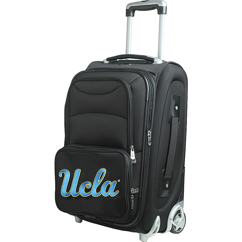 Denco Sports Luggage NCAA 21 Wheeled Upright University of California, Los Angeles Bruins - Denco Sports Luggage Softside Carry-On - Luggage, Softside Carry-On