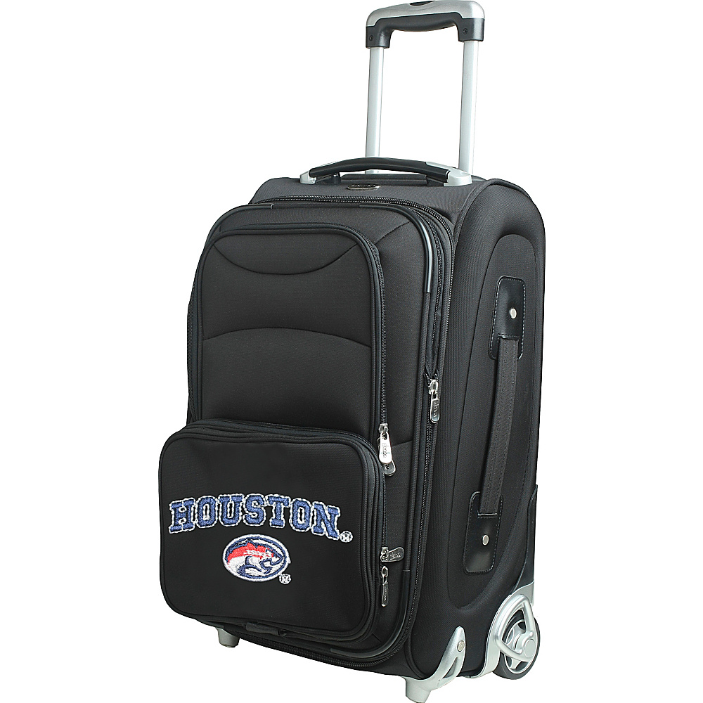 Denco Sports Luggage NCAA 21 Wheeled Upright University of Houston Cougars - Denco Sports Luggage Softside Carry-On - Luggage, Softside Carry-On
