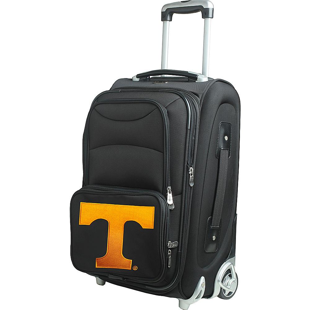 Denco Sports Luggage NCAA 21 Wheeled Upright University of Tennessee Volunteers - Denco Sports Luggage Softside Carry-On - Luggage, Softside Carry-On
