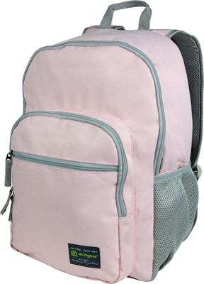 ecogear Dhole Laptop Backpack Blush Pink - ecogear Business & Laptop Backpacks