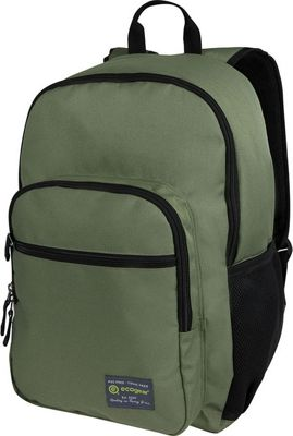 ecogear Dhole Laptop Backpack Olive Green - ecogear Business & Laptop Backpacks