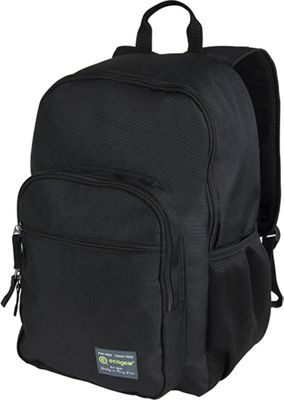 ecogear Dhole Laptop Backpack Black - ecogear Business & Laptop Backpacks