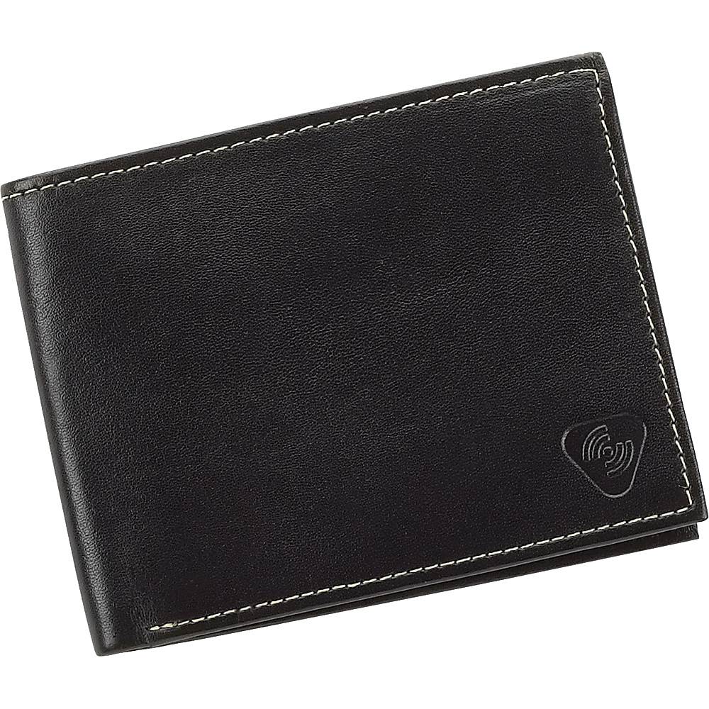 Lewis N. Clark RFID BI Fold Wallet Black Lewis N. Clark Travel Wallets