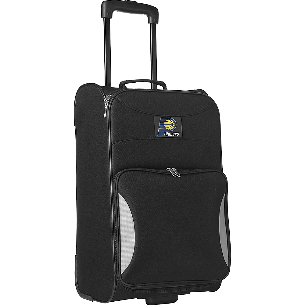 "Denco Sports Luggage NBA 21"" Steadfast Upright Carry-on Indiana Pacers - Denco Sports Luggage Softside Carry-On"