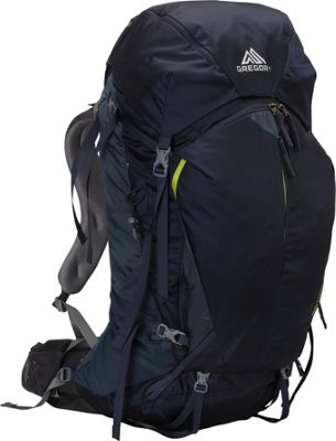 Gregory Gregory Men's Baltoro 65 Backpack Navy Blue Small - Gregory Day Hiking Backpacks
