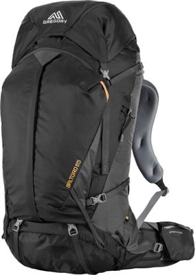 Gregory Men's Baltoro 65 Backpack - 25.2 inch Shadow Black - Gregory Day Hiking Backpacks