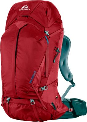 Gregory Gregory Men's Baltoro 65 Backpack Spark Red - Large - Gregory Day Hiking Backpacks