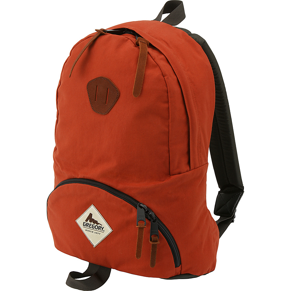 Gregory Trailblazer Day Pack Rust Gregory Everyday Backpacks