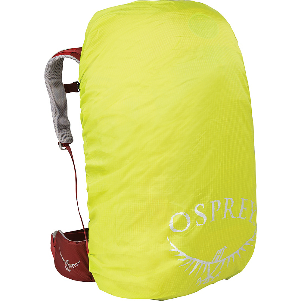 Osprey Hi Vis Raincover Electric Lime – SM Osprey Outdoor Accessories
