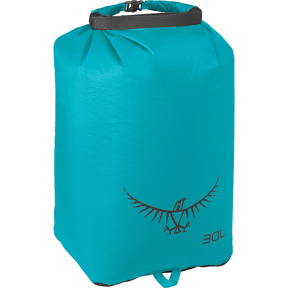 Osprey Ultralight Dry Sack Tropic Teal – 30L - Osprey Outdoor Accessories - Outdoor, Outdoor Accessories