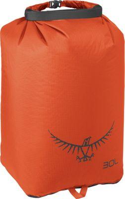 Osprey Ultralight Dry Sack Poppy Orange â?? 30L - Osprey Outdoor Accessories