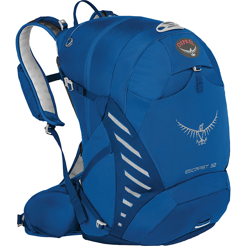 Osprey Escapist 32 Indigo Blue – S/M - Osprey Day Hiking Backpacks - Outdoor, Day Hiking Backpacks